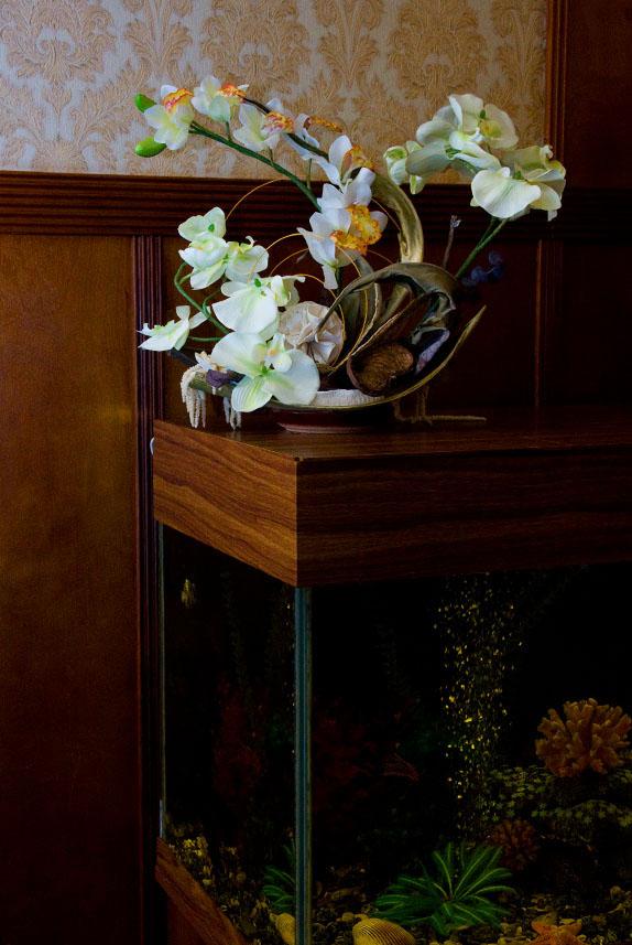 композиция флористика цветы кемерово