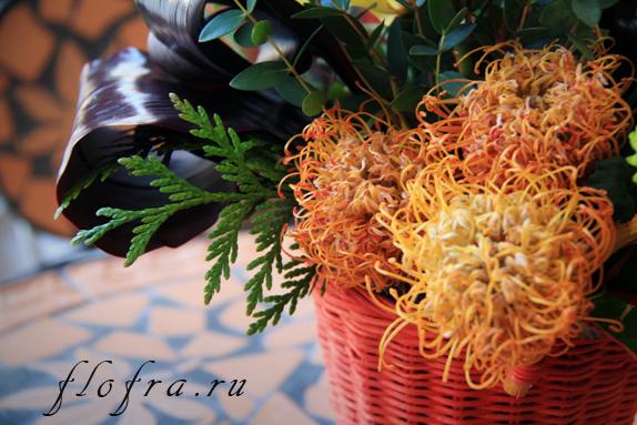 флористика цветы композиция кемерово букет аранжировка своими руками