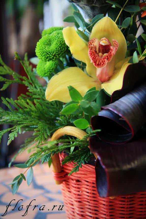 флористика аранжировка дизайн цветочный кемерово букет цветы композиция