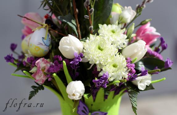 украшение дизайн флористика аранжировка цветы корзина композиция букет