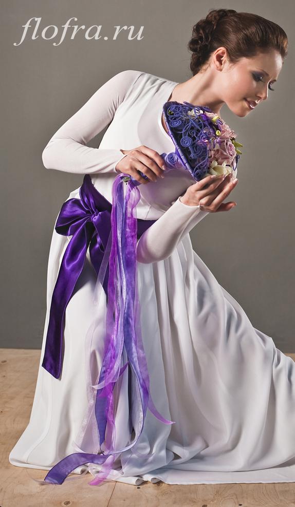 букет невесты день невест 2012 кемерово цветы аранжировка стиль образ