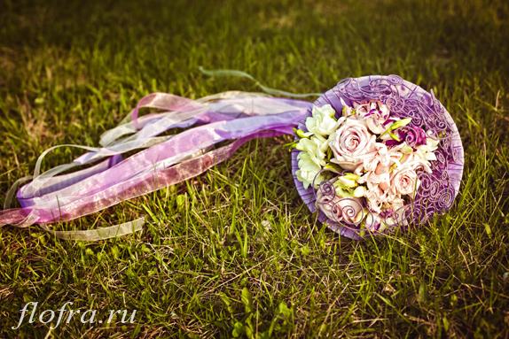 оригинальный букет аранжировка цветы невеста свадьба кемерово конкурс