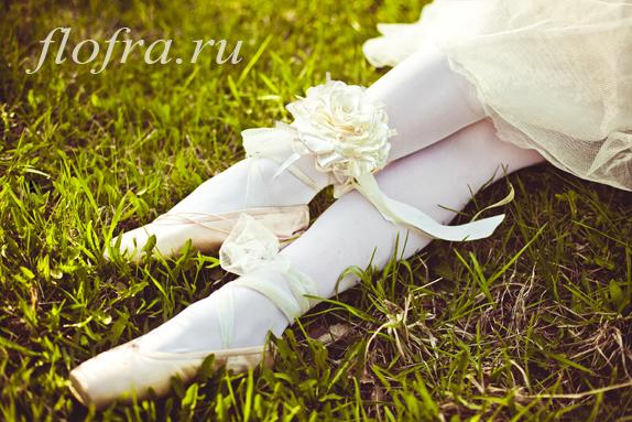 украшение из живых цветов флористика букет невесты кемерово гламелия