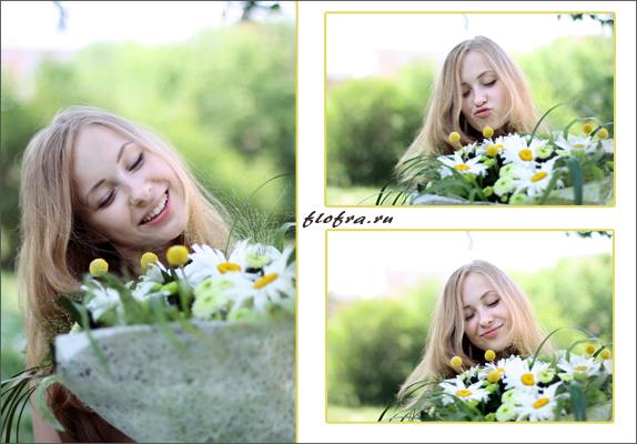 цветы кемерово доставка подарок ромашки букет девушка флористика