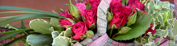 композиция цветочная роза флористика кемерово цветы аранжировка