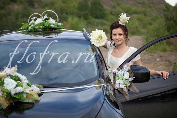украшение причёски кемерово флористика невеста свадьба корона лепестков