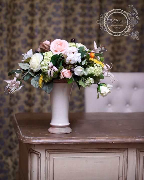 цветы кемерово флористика прованс аранжировка flofra.ru.jpg 3