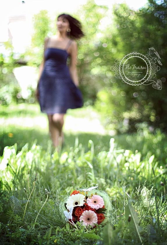 букет цветов флористика кемерово подарок летний