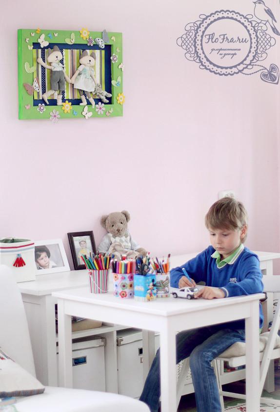 декор интерьера кемерово флористи детский