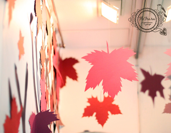 витрина магазина на заказ кемерово оформление  сезонная www.flofra.ru.jpg 1