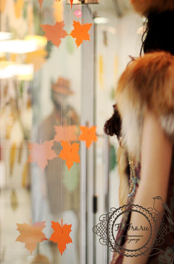 витрина магазина на заказ кемерово оформление  сезонная www.flofra.ru.jpg 6