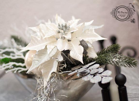 серебрянное украшение новогоднее цветы композиция аранжировка флористика дизайн кемерово www.flofra.ru.jpg 2