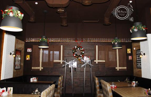 украшение новый год ресторана кафе кемерово комплексное дизайн декор флористика www.flofra.ru.jpg 2
