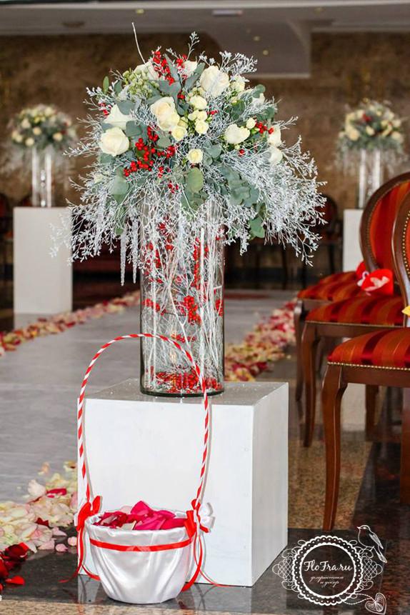 свадебная церемония регистрация флористика кемерово свадьба