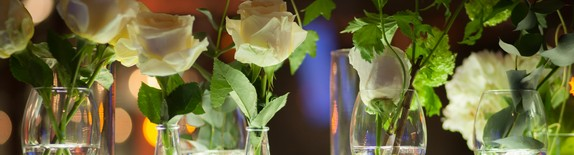 украшение банкета, кемерово флористика