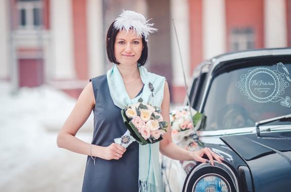 тематическая свадьба в стиле кемерово флористика букет невесты бирюзовая украшение причёски www.flofra.ru.jpg 2