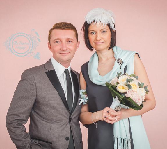 тематическая свадьба в стиле кемерово флористика букет невесты бирюзовая украшение причёски www.flofra.ru.jpg 7