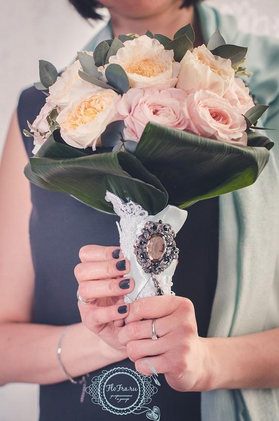 тематическая свадьба в стиле кемерово флористика букет невесты бирюзовая украшение причёски www.flofra.ru.jpg 8