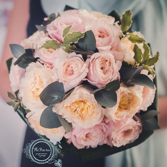 тематическая свадьба в стиле кемерово флористика букет невесты бирюзовая украшение причёски www.flofra.ru.jpg 9