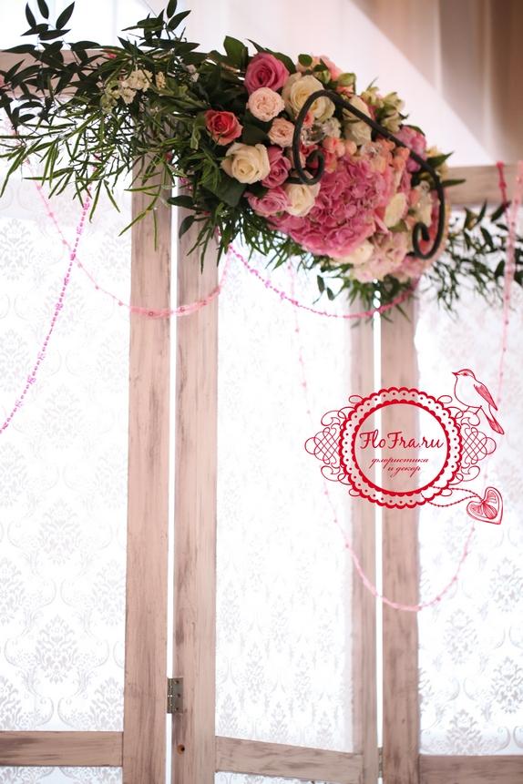 свадьбы тематическая украшение цветы флористика декор дизайн кемерово птичья www.flofra. 1r