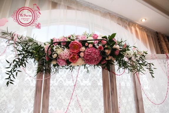 свадьбы тематическая украшение цветы флористика декор дизайн кемерово птичья www.flofra.r2