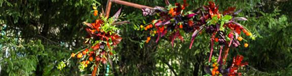 лесная свадьба флористика арка кемерово оформление декло жизайн осенняя цветы оформление www.flofra.ru.jpg1
