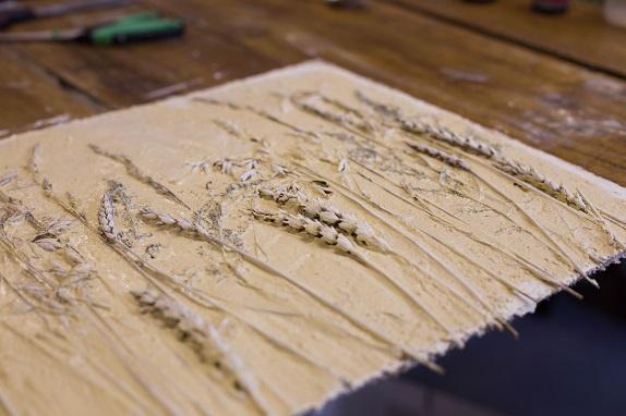 обучение флористики Кемерово цвты декор дизайн коллаж терра кузбасс мастер-класс по коллажам www.flofra.ru5