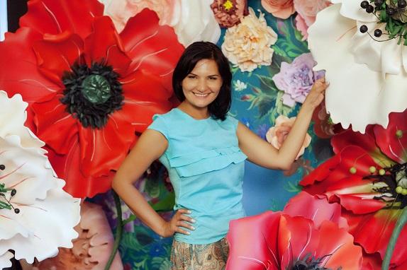 курс по гигантским цветам Кемерово витрина вадьба фотозона украшение ростовыми цветами флористика цветы www.flofra.ru 35