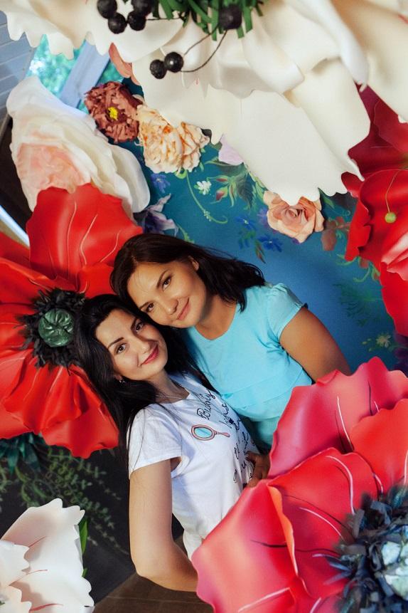 курс по гигантским цветам Кемерово витрина вадьба фотозона украшение ростовыми цветами флористика цветы www.flofra.ru 37