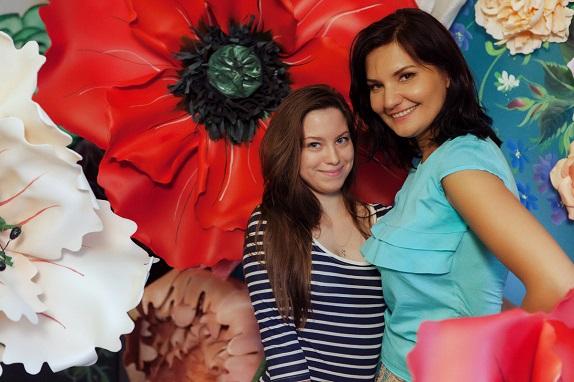 курс по гигантским цветам Кемерово витрина вадьба фотозона украшение ростовыми цветами флористика цветы www.flofra.ru 40
