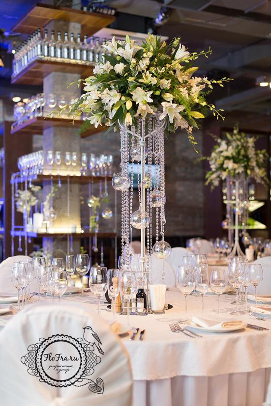 1 цветы кемерово кузбасс флористика свадьба невеста декор президиум композиции www.flofra