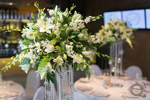 12 цветы кемерово кузбасс флористика свадьба невеста декор президиум композиции www.flofra