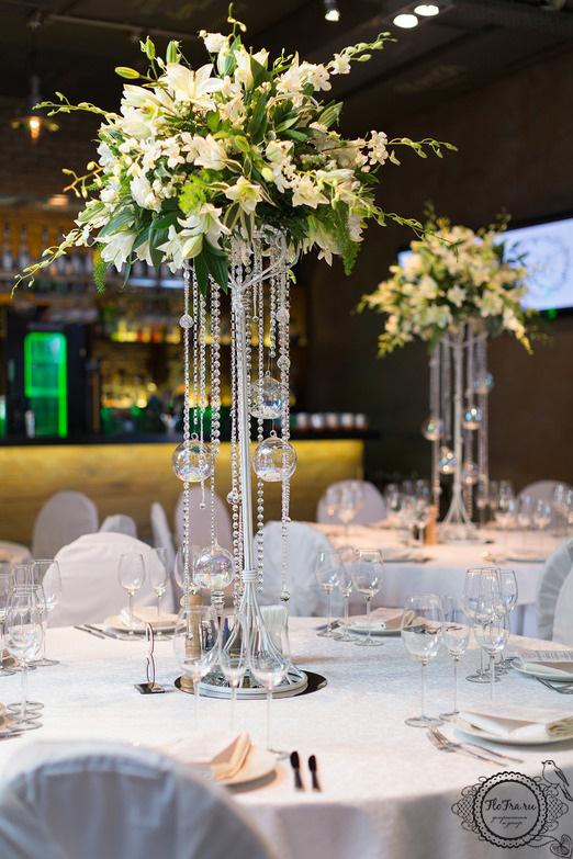 14 цветы кемерово кузбасс флористика свадьба невеста декор президиум композиции www.flofra