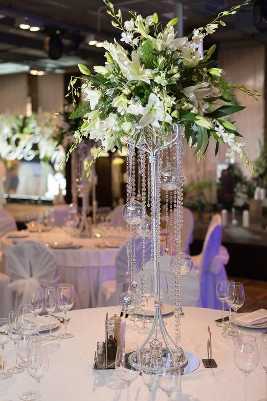 16 цветы кемерово кузбасс флористика свадьба невеста декор президиум композиции www.flofra.ru