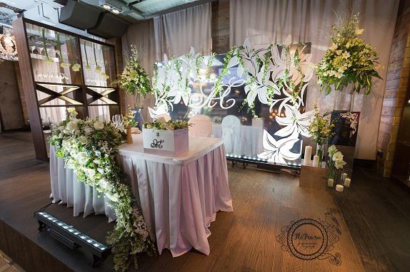 21 цветы кемерово кузбасс флористика свадьба невеста декор президиум композиции www.flofra