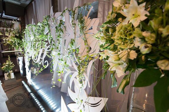23 цветы кемерово кузбасс флористика свадьба невеста декор президиум композиции www.flofra