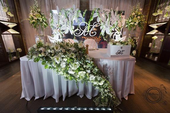 24 цветы кемерово кузбасс флористика свадьба невеста декор президиум композиции www.flofra