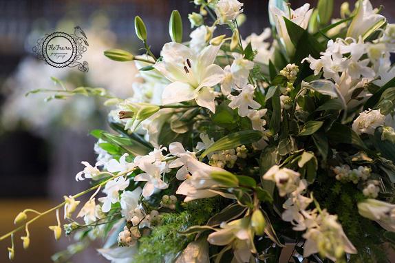 27 цветы кемерово кузбасс флористика свадьба невеста декор президиум композиции www.flofra